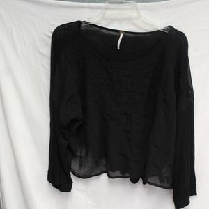 Womens Free People Blouse Size S